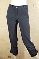 COP COPINE Taille 36 Superbe pantalon noir femme modèle STENO