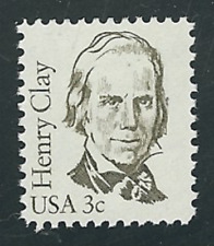 Scott #1846...3 Cent...Henry Clay....20 Stamps