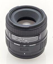 Sigma AF Macro 50mm 50 mm 1:2.8 2.8 Multi Coated für Minolta Sony Dynax