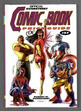 Overstreet Comic Book Price Guide (1970) #37 Hardcover Sparacio New Avengers NM-