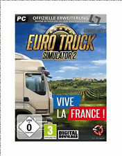 Euro TRUCK SIMULATOR 2-viva la France! DLC PC STEAM KEY codice [SPEDIZIONE LAMPO]