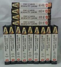 Carol Burnett Show Collectors Edition Lot of 13 Tapes