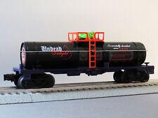 LIONEL UNDEAD DELIGHT SINGLE DOME TANK CAR O GAUGE train halloween 6-85253-T NEW