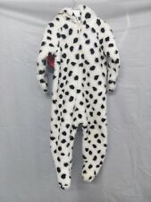 Toddle Time Black and White spotted Dog Costume