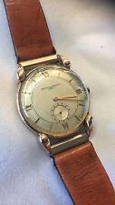 Vacheron & Constantin Vintage Solid 18K Rose Gold Men's Swiss Watch Vintage 1938