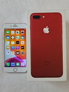 Apple iPhone 7 Plus (PRODUCT)RED - 128GB - (Unlocked) A1661 (GSM)