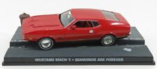 1/43 EDICOLA - FORD USA - MUSTANG MACH 1 1971 - 007 JAMES BOND - DIAMONDS ARE