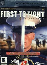 First to Fight (NEUF EMBALLE)