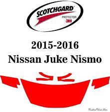 3M Scotchgard Paint Protection Film Clear Bra Fits 2015 2016 Nissan Juke Nismo