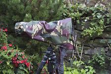 Rain cover lens cover fits Sigma 150-600 150-600 Sport  Camo or Black