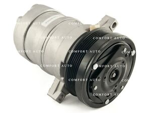 New AC A/C Compressor With Clutch Fits:94-96 Buick Commercial Chassis/Roadmaster