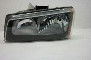 2005-07 CHEVROLET SILVERADO 1500 PICKUP LH Driver Headlight Classic Style