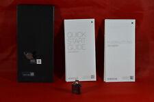 Original Samsung Note 8 Zubehor Paket USB Typ C Adapter Kurzanleitung Eject PIN