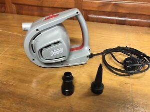 Coleman Quick Pump 240 Volt Air Pump Electric Mains Operation