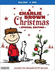 A Charlie Brown Christmas [New Blu-ray] Special Ed, 2 Pack