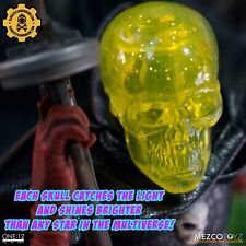Mezco ONE:12 COLLECTIVE Cosmic Color Skull - Yellow