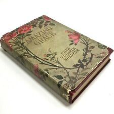 Vintage Amazing Grace Kate Trimble Sharber HC Dust Jacket 1914 First Edition
