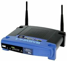 OpenBox Cisco-Linksys WRT54GS Wireless-G Broadband Router with SpeedBooster