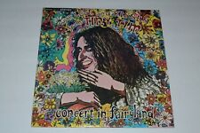 Tiny Tim~With Love and Kisses~Concert In Fairyland~1968~FAST SHIPPING!
