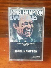 Lionel hampton hamps blues cassette
