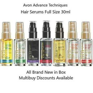Avon Advance Techniques Hair Serum 30ml incl Discontinued
