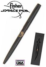 Matte Black US MARINE CORPS Seal Fisher Space Pen / #M4BMC