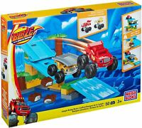 Mega Bloks DPH78 Building Sets Blaze Jungle Ramp Kids Fun Toy Blocks Children