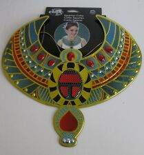Costume EGYPTIAN COLLAR Cleopatra Neckpiece NILE QUEEN NECKLACE NEW Egypt