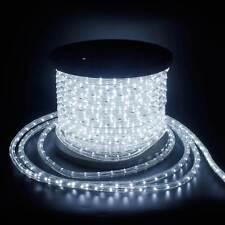 20m weiß 360× LED Lichtschlauch Lichterkette