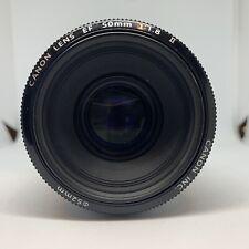 Canon EF 50mm 1:1.8 II Camera Lens - A903