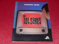 [BIBLIOTHEQUE H.& P.-J. OSWALD] TV - FRANCOIS JULIEN / LA LOI DES SERIES 1987