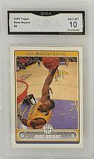 2006 Topps #8 Kobe Bryant GMA 10