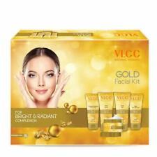 VLCC Natural Gold Radiance Facial Kit 250g Nourish Revitalize Natural Complexion