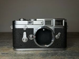 Leica M3 DBP Leitz 35mm Rangefinder Film Camera Body Only Germany