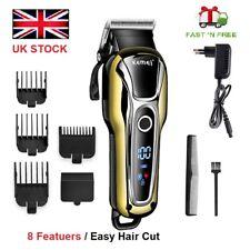 Kemei Professional Hair Clipper Trimmer Barber Set Shaver Cordless Beard cutting