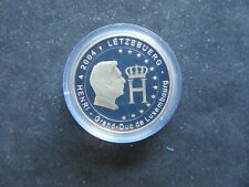 2 Euro Commémorative BE Luxembourg 2004