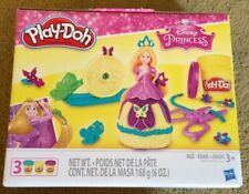 2018 Hasbro Disney Princess - Rapunzel - Play-Doh Set Age 3+