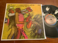 Cannonball Adderley Ernie Andrews LP Capitol Mono Rainbow VG-
