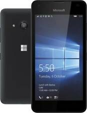 Refurbished Microsoft Lumia 550 (Black, 8 GB)  (1 GB RAM)