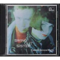 Swing Out Sister CD Kaleidoscope World / Fontana 838 293-2 Sigillato