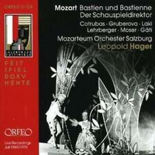 Wolfgang Amadeus Mozart : Bastien Und Bastienne CD (2006) ***NEW*** Great Value