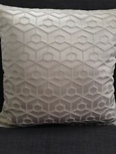 Cushion Cover Made In Clarke & Clarke Fabric Souk Ivory