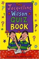 The Jacqueline Wilson Quiz Book, New, Wilson, Jacqueline Book