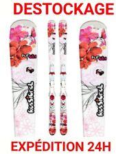 "ski occasion enfant ROSSIGNOL ""FUN GIRL"" taille:150 cm IDEAL PETIT BUDGET !"