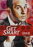 Get Smart: Season 1 - 5 DISC SET (2016, DVD New)