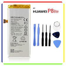BATTERIA PER HUAWEI P8 LITE HB3742A0EZC+ 2200mAh ORIGINALE+  CACCIAVITI