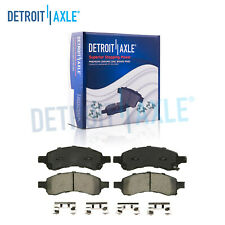Front Ceramic Brake Pads - Enclave Colorado Traverse Acadia Canyon Envoy Outlook