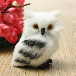 Fashion Christmas Style Cute Simulated Owl Tree Hanging Decoration Ornament Gift