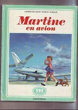 Martine en avion - Delahaye / Marlier