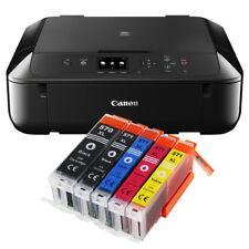 Canon Pixma MG 5750 Multifunktionsgerät DRUCKER SCANNER KOPIERER mit 5x XL Tinte